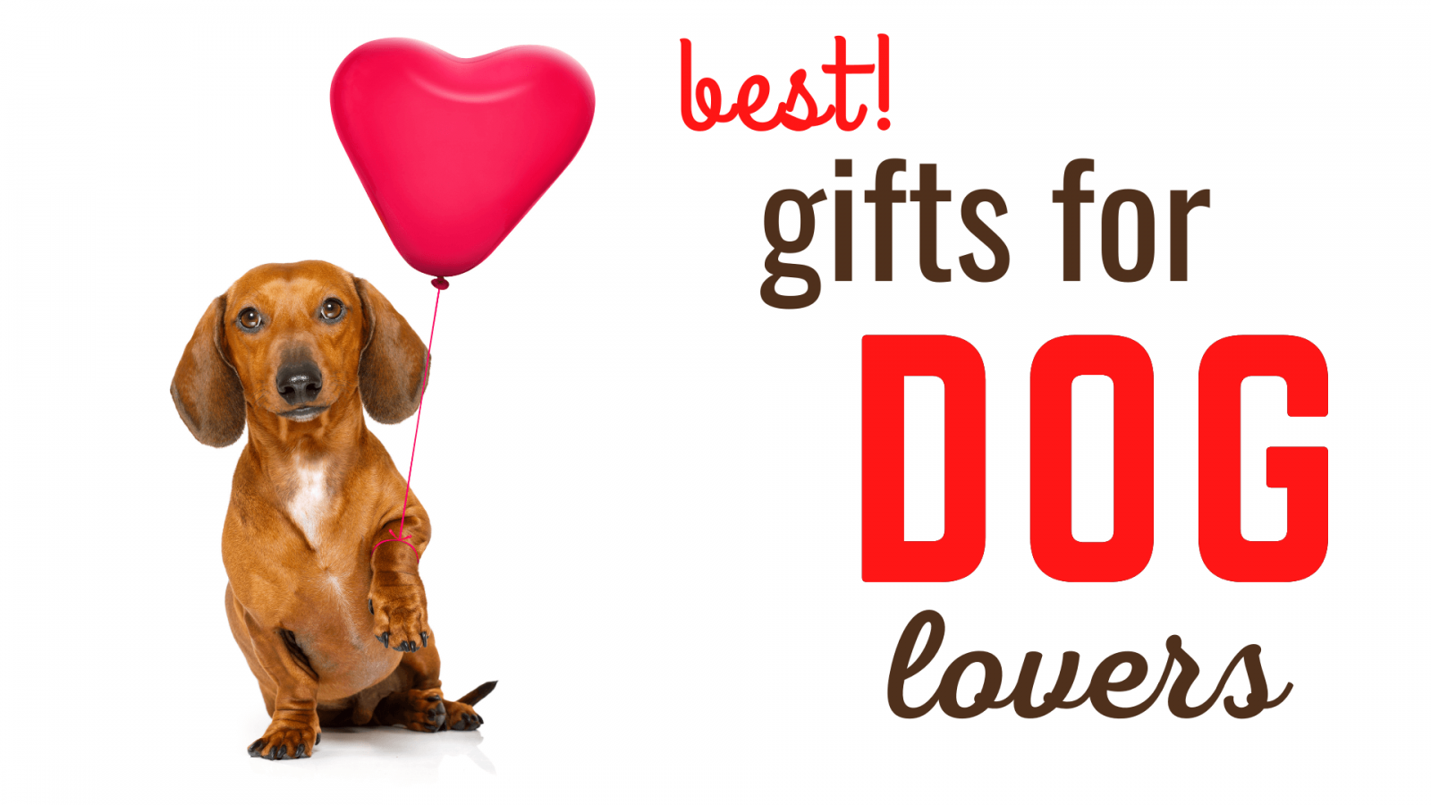 dog lovers gifts